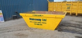 Eight-Ton Skip - Skips for Hire in Liverpool, Merseyside